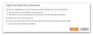 switching gmail to outlook 4